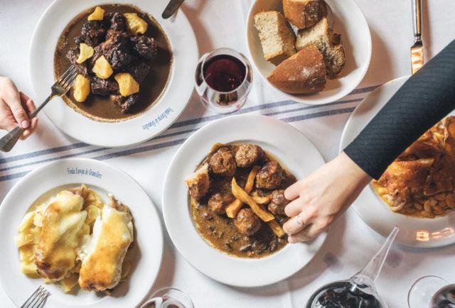 Restaurante - Fonda Europa